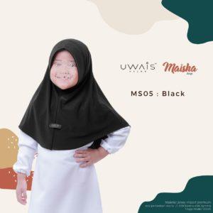 Maisha Kids - Re- black