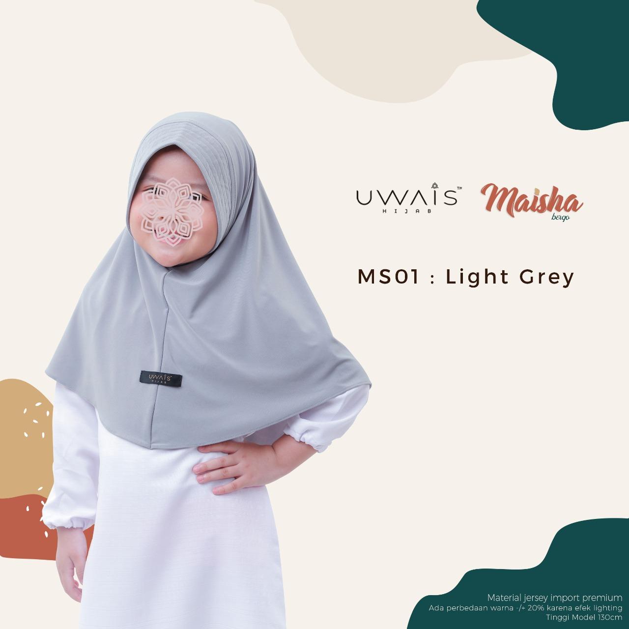 Maisha Kids - Re- light grey