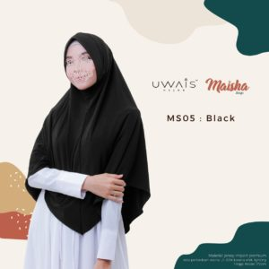 Maisha Moms - Re- black
