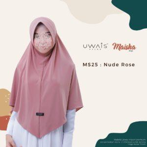 Maisha Moms - Re- nude rose