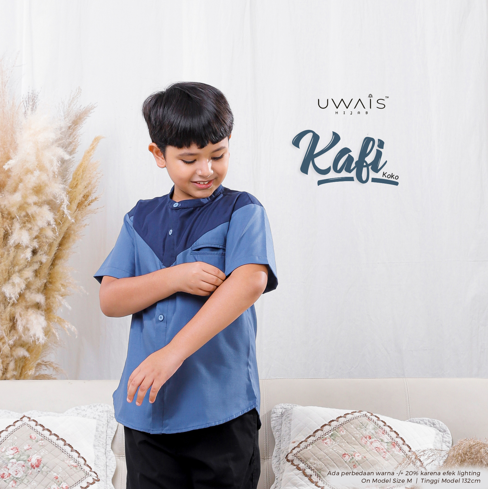 Kafi Kids Royal Blue 02