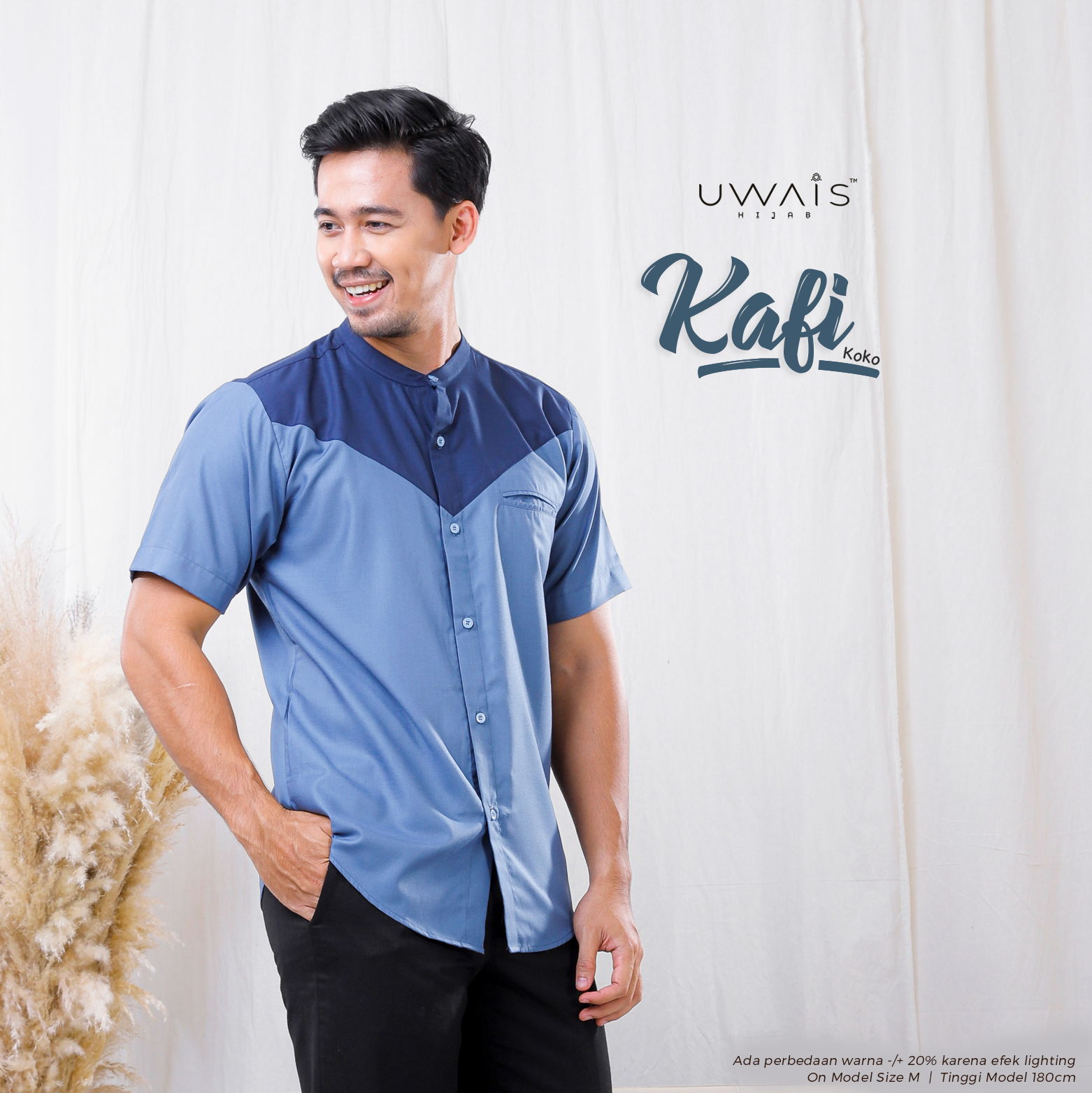 Kafi Royal Blue 03