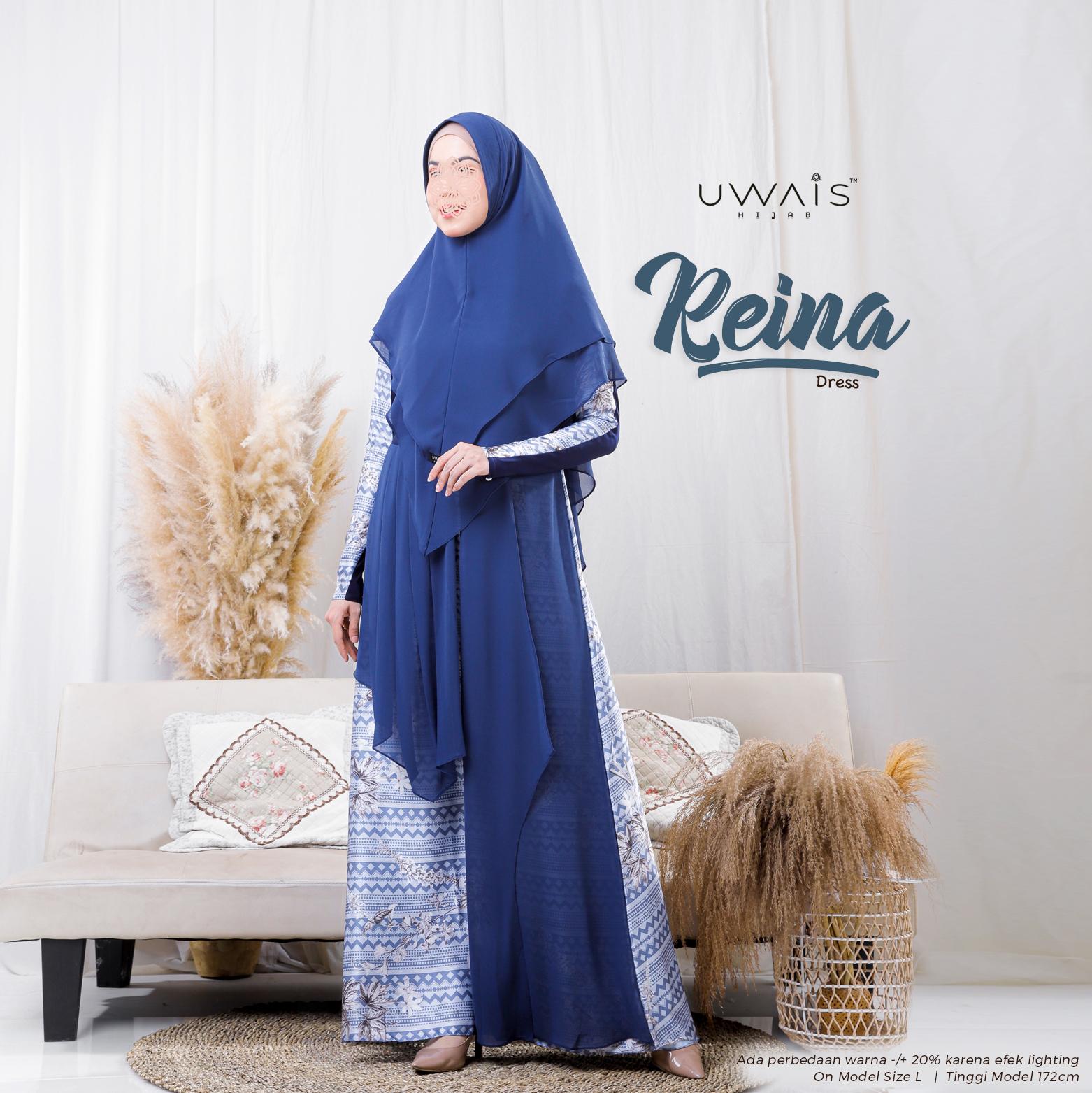 Reina Royal Blue 04