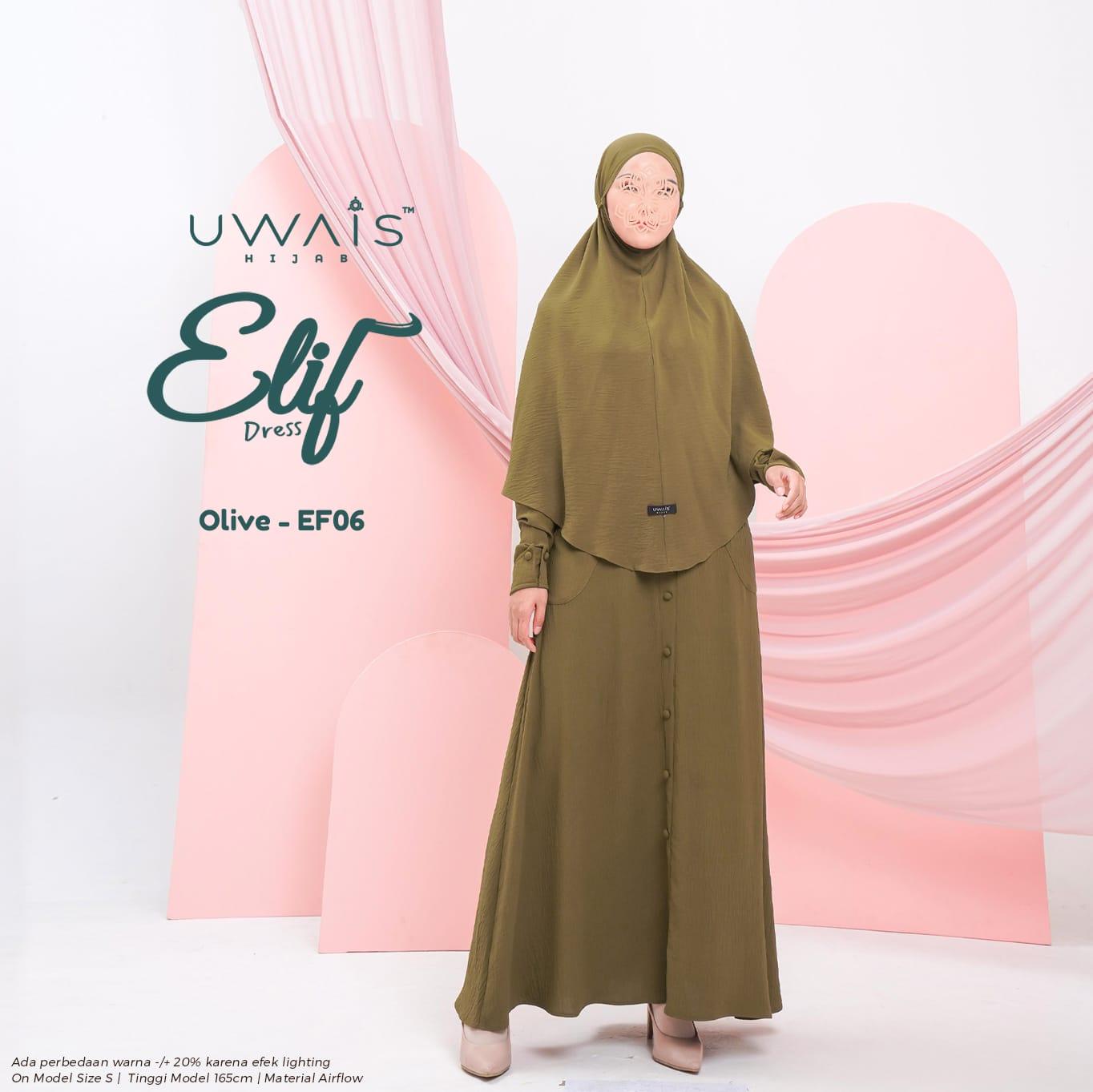 elif_dress_olive